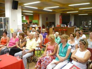 Francoise, Brigitte,juli 2009 huiselijke taferelen 2009 112